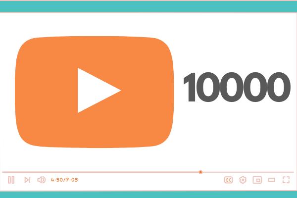 10000 Cheap YouTube Views